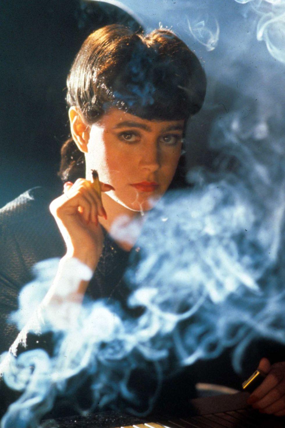 Blade Runner-Live, Sean Young as Rachael