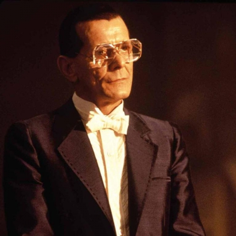 Joe Turkel as Dr. Eldon Tyrell