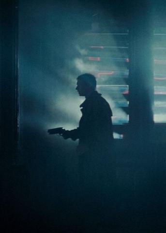 Harrison Ford as Rick Deckard