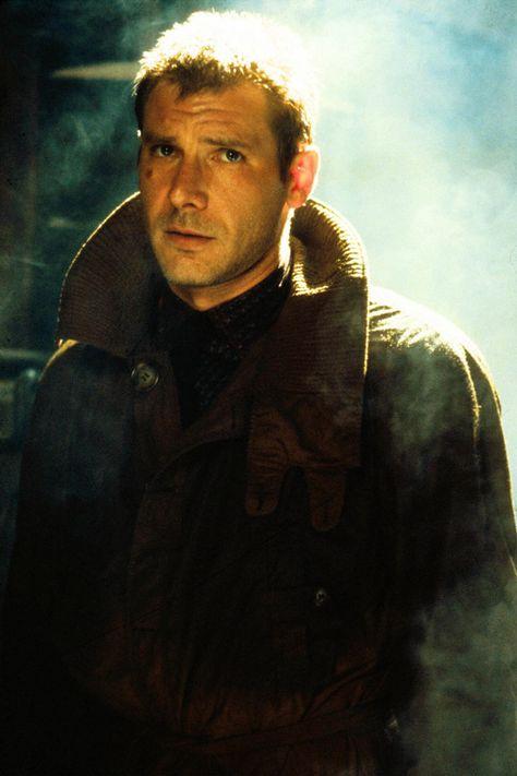 Blade Runner-Live Harrison Ford as Deckard